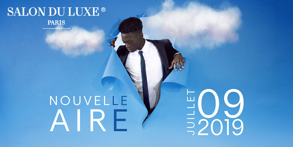 bloop is at the Salon du Luxe Paris the 9th July 2019 – BLOOP